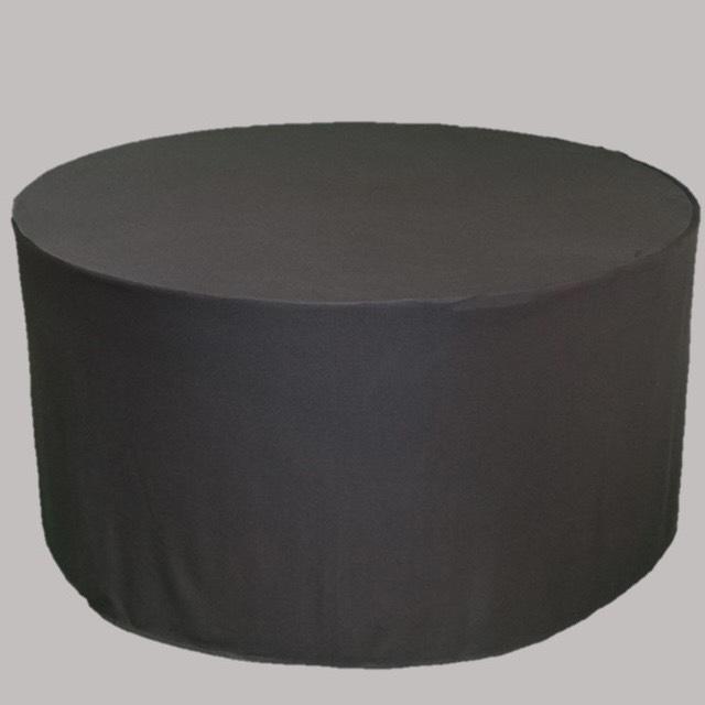 โต๊ะจีนผ้าคลุมดำ
