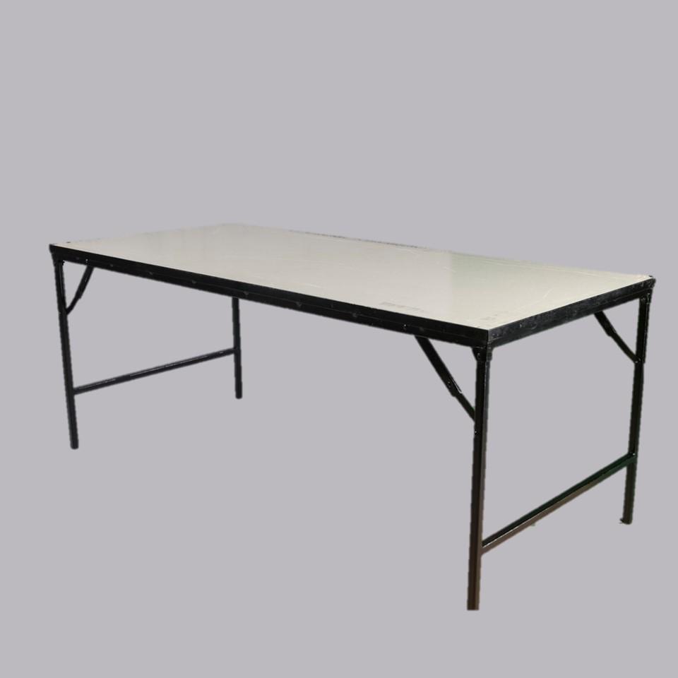 โต๊ะเหลี่ยม 1.50 เมตร
